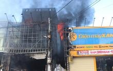 Phú Yên: Thông báo tìm người từng tụ tập xem đám cháy tại cửa hàng điện máy ở TX. Đông Hòa vì liên quan đến Covid-19