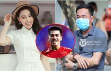 """Bố Tiến Linh nói gì về Quỳnh Thư - """"bạn gái tin đồn"""" của con trai?"""