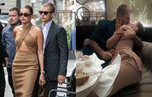 """Đi gặp mặt Tổng thống Pháp về, vợ chồng Justin Bieber thay đồ hẹn hò và lộ luôn khung cảnh """"đỏ mặt"""" ở nhà hàng"""