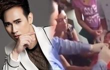 """Nguyên Vũ đăng clip ông Võ Hoàng Yên chữa bệnh cho 1 bé gái, bức xúc lên tiếng: """"Kéo lưỡi, bóp cổ, bộp tai là hình thức chữa bệnh sao?"""""""