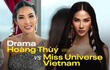 Biến: Hoàng Thùy đáp trả cực căng Miss Universe Vietnam khi ngồi không cũng bị ném đá!