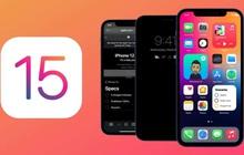 Đây là các dòng iPhone được cập nhật lên iOS 15 mới, khó tin nhất là iPhone 6S/6S Plus vẫn không bị Apple bỏ rơi