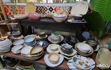 Ghé tiệm gốm mộc nhỏ xinh trong ngõ phố Thái Hà lựa được đủ thứ đồ bếp, đồ decor lạ mắt xinh ngất ngây