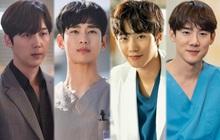 """4 soái ca ngành y gây sốt phim Hàn: Vừa đẹp người lại tốt nết thì không ai qua được """"Đức Phật"""" Hospital Playlist"""