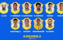 Preview ĐT bóng đá Olympic Brazil: Tham vọng bảo vệ tấm huy chương vàng