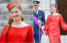 Nữ hoàng tương lai nước Bỉ hiếm hoi xuất hiện với nhan sắc gây chú ý, từng khung hình đều tràn ngập khí chất hoàng tộc ngời ngời