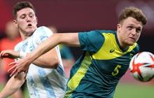 Thế hệ đàn em của Messi thua đội tuyển mạnh nhất Đông Nam Á ở trận mở màn Olympic 2020