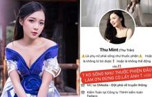 """Bị lập tài khoản Facebook giả mạo, """"MC quốc dân"""" Phương Thảo tuyên bố một câu """"xanh rờn"""""""