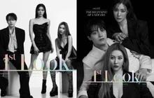 """Bộ 3 giám khảo show sống còn mới """"gây nổ"""" tạp chí: Tiffany - Sunmi o ép vòng 1 ngồn ngộn, sao nhí Mặt Trăng Ôm Mặt Trời lột xác"""