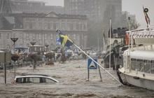 Ít nhất 205 người thiệt mạng trong trận mưa lũ nghiêm trọng ở Tây Âu