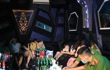 """36 """"dân chơi"""" dương tính ma túy trong tiệc sinh nhật tại quán karaoke"""