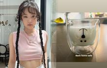 Đến cái cốc của Jennie cũng cute xỉu, tưởng khó kiếm nhưng hóa ra ở đây bán chiếc y hệt chỉ 150k