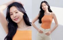 """Vào nhà YG, Naeun (Apink) ngày càng """"lên hương"""" body, ngắm ảnh mới đúng là đẹp mãn nhãn nhưng phần mũi sao kỳ thế này?"""