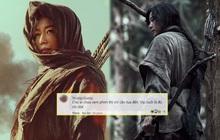 Kingdom của Jeon Ji Hyun ra mắt chưa đầy nửa ngày đã bị chê thảm họa: Con hổ còn át vía mợ chảnh?