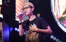 Quán quân Sing My Song - Cao Bá Hưng đọc vè trên sân khấu Rap Việt mùa 2?