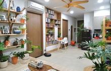 """Mua căn hộ 58m2, vợ chồng trẻ tự thiết kế siêu ưng nhưng nể nhất là chi phí siêu """"hạt dẻ"""""""