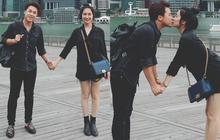 Hé lộ ảnh hẹn hò hiếm hoi lúc mới yêu của Hoà Minzy và chồng thiếu gia: Đôi chim cu ríu rít, khoá môi ngọt phát ghen!