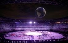 Khoảnh khắc huyền ảo: 1.824 máy bay không người lái trình diễn mãn nhãn ở lễ khai mạc Olympic