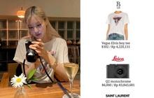 """Rosé (BLACKPINK) khiến netizen """"ngã ngửa"""" chỉ vì một chiếc máy ảnh"""