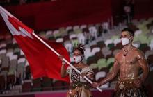 """Nam thần bóng nhẫy xứ Tonga và hành trình """"thoát nhọ"""" khó tin để giành vé tới Olympic"""