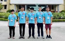 Việt Nam giành 5 Huy chương tại Olympic Vật lý 2021