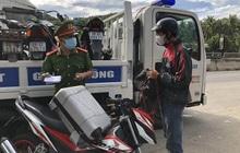 Gần 700 người chạy xe từ vùng dịch về Quảng Ngãi, 1 trường hợp mắc COVID-19