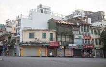 Quán xá Hà Nội đồng loạt đóng cửa, không một bóng dáng shipper trong ngày đầu thực hiện chỉ thị 16