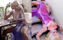 """Hot lại ảnh Madonna làm mẫu cho Versace năm 1995: Thần thái """"iconic"""" nghẹt thở, spotlight đổ dồn vào cách tạo dáng bá đạo"""