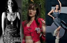 """Cùng được Chanel """"đẩy bìa"""", Tống Thiến lép vế thấy rõ trước Châu Tấn, Liu Wen"""