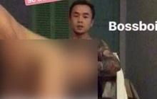 """Netizen khui lại ảnh nhạy cảm được cho là của Binz với một cô gái lạ mặt giữa ồn ào """"rapper số 1 Việt Nam"""""""