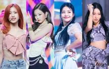 """Ngỡ ngàng top 10 nữ idol hot nhất nửa đầu năm 2021: BLACKPINK so kè với nhóm kỳ tích, Red Velvet - TWICE """"lặn tăm"""""""