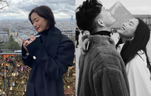 """Châu Bùi bỗng nhớ kỷ niệm ở Paris và ổ khoá tình yêu, dân tình gọi tên Decao giữa ồn ào """"bồ cũ rapper số 1 lộ ảnh nóng"""""""