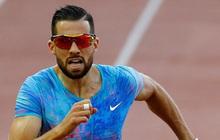 VĐV 400m vượt rào Thụy Sĩ bị loại khỏi Olympic vì doping