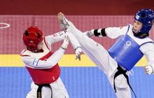 Nỗ lực đến đổ máu, Kim Tuyền (Taekwondo) phải dừng bước tiếc nuối ở Olympic Tokyo 2020