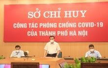 Chủ tịch Hà Nội: Qua hệ thống camera giám sát các đường phố cho thấy lượng người dân ra đường khá lớn