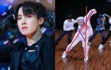 """j-hope (BTS) đích thị là """"ông tổ của thước kẻ"""", nhìn cách anh chàng nhảy là biết!"""