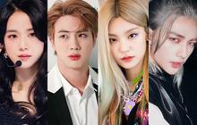 """11 cặp idol không phải ruột thịt nhưng giống nhau """"sởn da gà"""": Sốc nhất là đôi nam thần nữ thần BTS và BLACKPINK"""