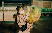 Hotgirl Taekwondo Châu Tuyết Vân không ngại khổ làm tình nguyện viên giữa tâm dịch