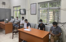 Hà Nội: Câu cá giữa mùa dịch, nhóm người bị phạt hàng chục triệu đồng