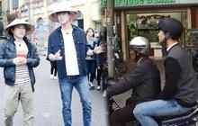 Phát hiện thêm một chàng rể Việt Nam: Mỹ nam 6 múi của 2PM nhiệt tình đội nón lá, uống bia Tạ Hiện
