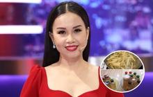 """Cẩm Ly chia sẻ bí quyết bảo quản loại """"nước sả gừng tắc"""" giữa mùa dịch, xoá vội khi netizen nhắc nhở về an toàn sức khỏe"""