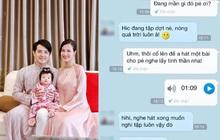 """Tin nhắn 7 năm trước của Đông Nhi và Ông Cao Thắng bất ngờ bị đào lại: Thì ra hồi yêu nhau ngọt đến """"bội thực"""" thế này?"""