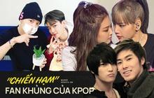 """Loạt """"chiến hạm OTP"""" được fan Kpop đẩy mạnh nhất: BTS và EXO siêu cấp đỉnh, cặp đôi gen 1 nhà SM đi vào huyền thoại"""