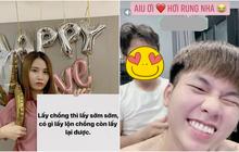 """Thanh Trần úp mở chuyện lấy lộn chồng, Khánh Đặng up story anh """"iu"""" với trai lạ: Có biến thật sự?"""
