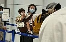 Quý tử thứ 3 nhà Trương Bá Chi chính thức lộ mặt, nhìn vóc dáng nhóc tì 3 tuổi đã biết được mẹ chăm sóc như thế nào