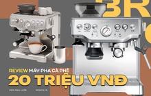 Chiếc máy pha cà phê gần 20 triệu có gì hay mà dân tình thi nhau mua, Tóc Tiên cũng có một chiếc?