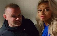 Rooney hoang mang vì bị lộ ảnh thân mật cùng gái lạ trong khách sạn