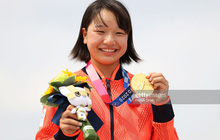 Olympic Tokyo chứng kiến nhà vô địch 13 tuổi