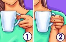 """Quiz: Cách cầm cốc uống nước của bạn là gì? Trông thế thôi nhưng điều này có thể tiết lộ một """"rổ"""" sự thật không ngờ về tính cách mỗi người"""