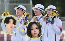 Nhạc BLACKPINK vang lên khi đội tuyển Hàn Quốc giành HCV tại Olympic, hóa ra yêu cầu bật hit của BTS nhưng bị nhầm?